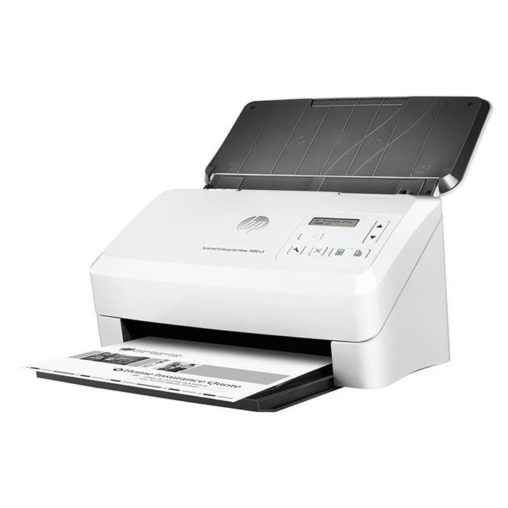 Image of Hp Scanjet Enterprise Flow 7000 S3 Sheet Feed Document Scanner