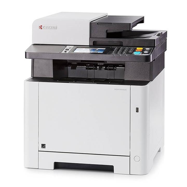 Kyocera Ecosys M5526cdw A4 Colour Multifunction Wireless Laser Printer