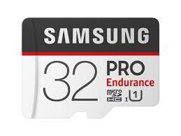 Image of Samsung Mb-mj32ga Pro Endurance Uhs-i Class 10 100r/30w With Sd Adapter