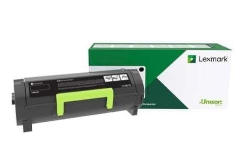 Image of Lexmark 56f6x0e Xhy Black Toner 20,000 Pages