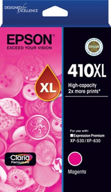 Image of Epson C13t340392 Epson 410xl High Capacity Claria Premium