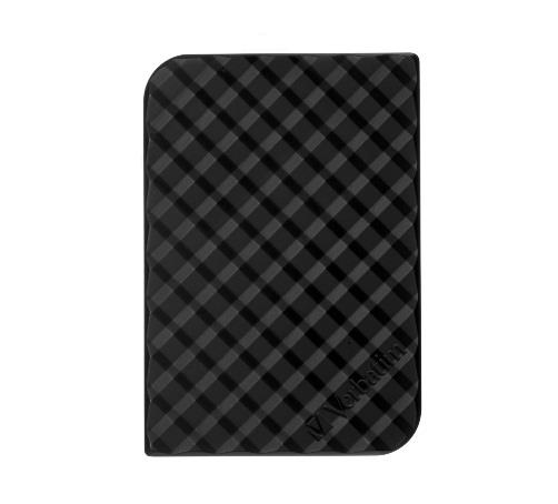 Image of Verbatim Store'n'go 2.5 Inch Usb 3.0 Hdd Grid Design 2tb - Black