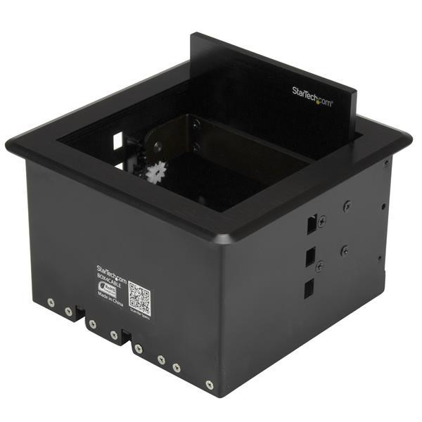Image of Startech Conference Table Cable Management Box - Conference Room Av Box4cable