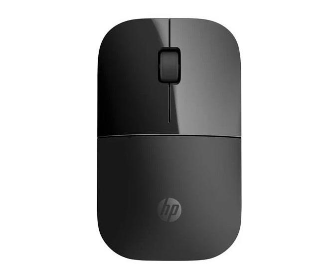 Image of Hp Z3700 Wireless Mouse Black Onyx Glossy