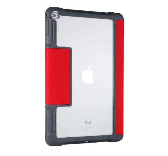Image of Stm Stm-222-066jy-29 Dux Case (ipad Air 2) - Red