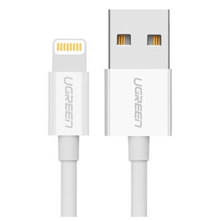 Image of Ugreen 20730 2m Lighting To Usb Cable