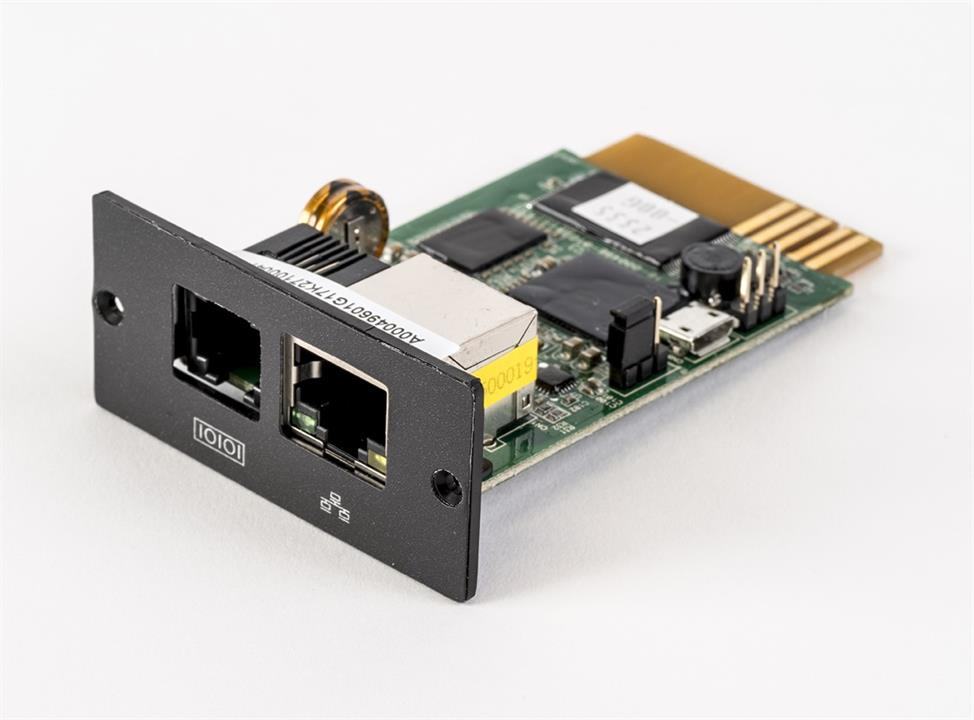 Image of Powershield Internal Snmp Comms Comm's Card With Emd Port Pssnmpv4