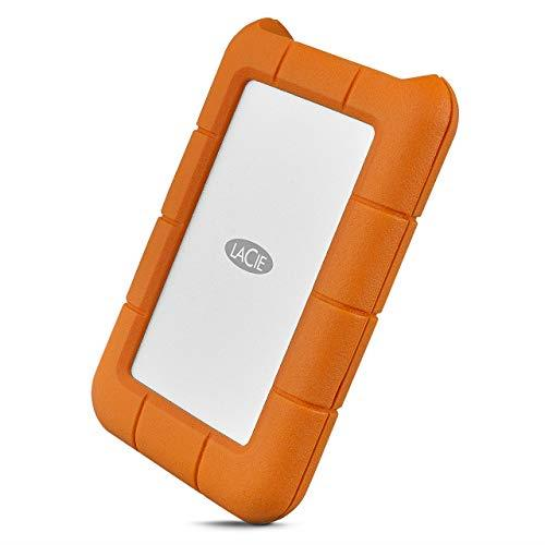 Image of Lacie 4tb Rugged Raid Pro Usb Type-c External Hard Drive Stgw4000800
