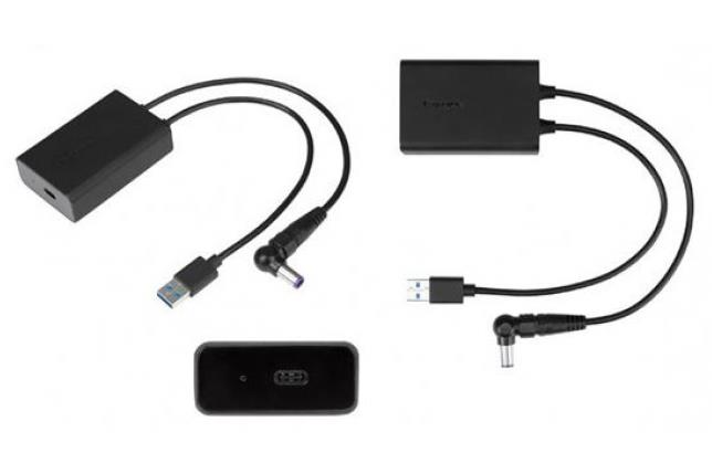 Image of Targus Aca42auz Aca42auz, Usb-c Demultiplexer Adapter (3-pin), Dl Type, 50w Charging