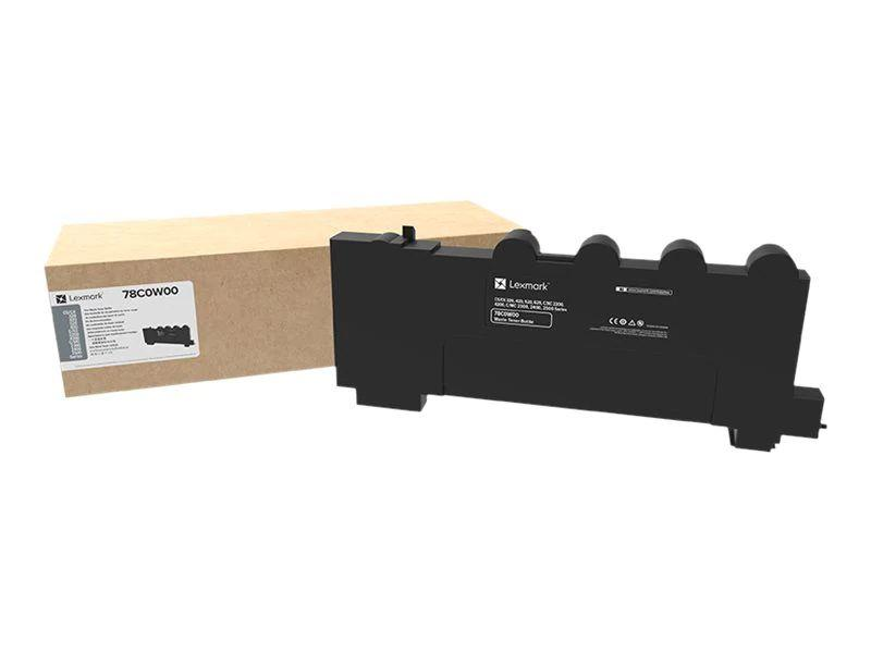 Image of Lexmark 78c0w00 Waste Toner Bottle 25k For Cx42x, Cx/cs52x/62x