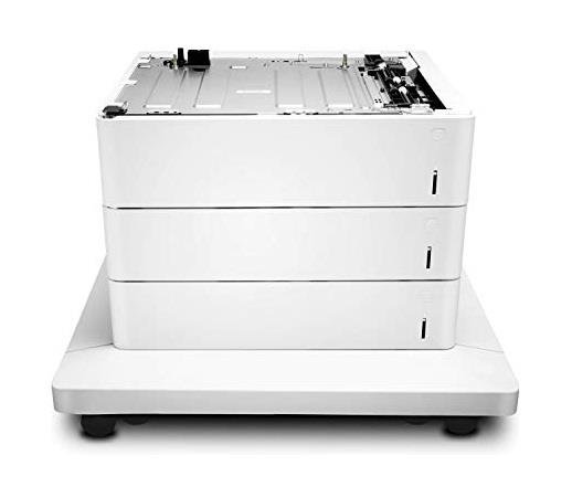 Image of Hp Color Laserjet 3x550-sheet Feeder And Stand (p1b11a)