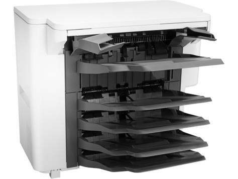 Image of Hp L0h20a Laserjet Stapler Stacker Mailbox
