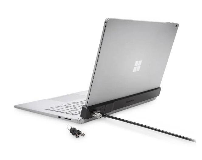 "Image of Kensington 64821 Locking Bracket For 13.5"" Surface Book With Microsaver 2.0 Lock"