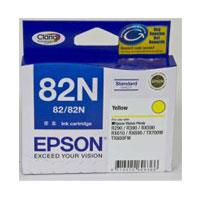 Image of Epson 82n - Standard Capacity Claria - Yellow Ink Cartridge