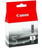 Image of Canon Pgi5bk-twin Black Ink Tank 2 Pack