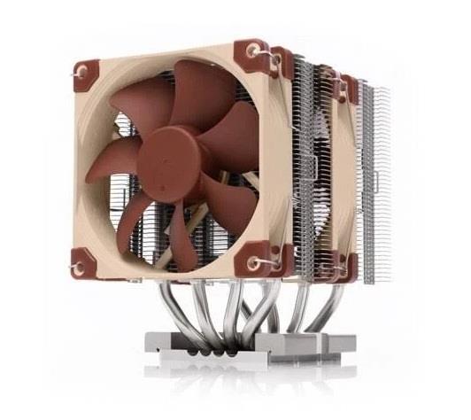 Image of Noctua Nh-d9 Dx-3647 4u Xeon Performance Cpu Cooler For Lga3647