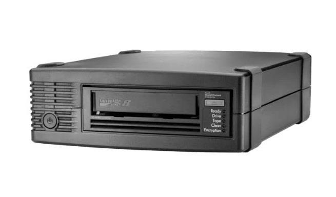 Image of Hpe Bb874a Lto-7 Ultrium 15000 External Tape Drive