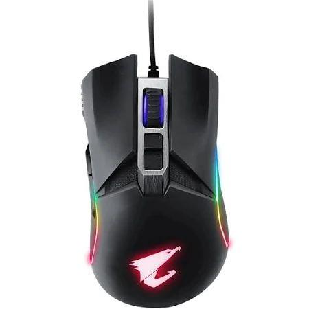Image of Gigabyte Aorus M5 Optical Gaming Mouse Usb