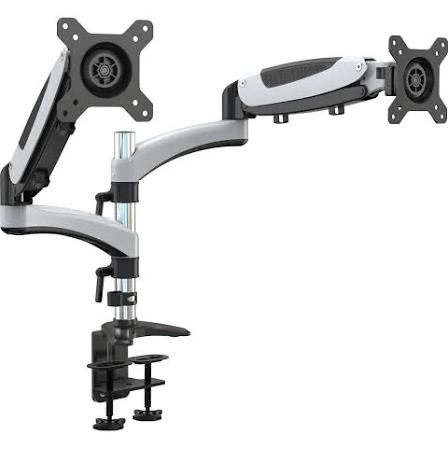 Image of Vision Mounts Vm-lcd-gm124xd Dual Monitor Arms