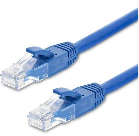 Image of Astrotek Cat6 Cable 0.5m/50cm - Blue Color Premium Rj45