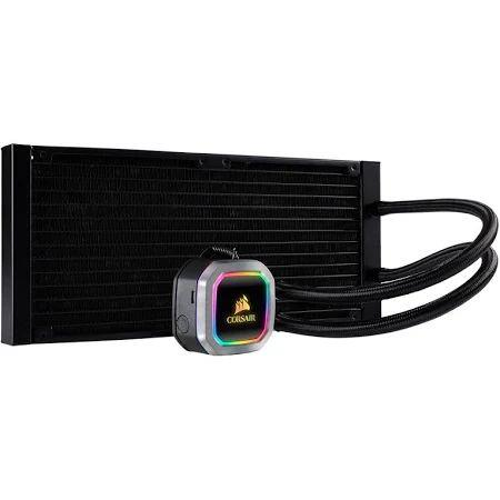 Image of Corsair Hydro Series H115i Platinum Rgb 280mm All-in-one Liquid Cpu Cooler Cw-9060038-ww