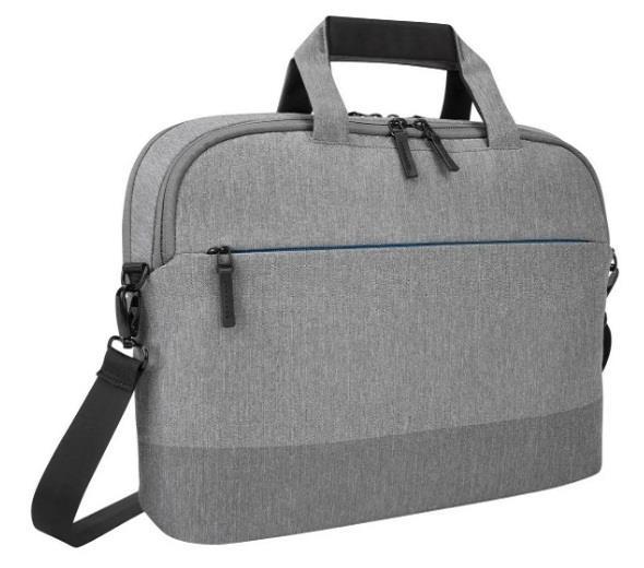 Image of Targus Au Tbt919gl Citylite Pro Slim Laptop Bag Gray