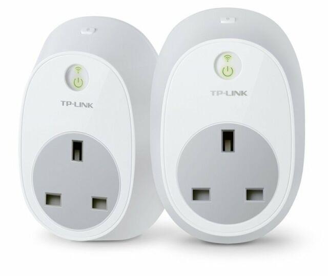 Image of Tp-link - Hs100 Kit - Smart Wi-fi Plug - 2pk