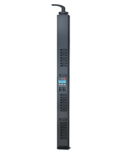 Image of Apc Ap8481 Rack Pdu 2g, Metered-by-outlet, Zerou, 11.0kw, 230v, (21) C13 & (3) C19