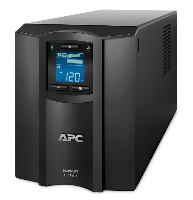 Image of Apc Smc1500ic Smart-ups C 1500va Lcd