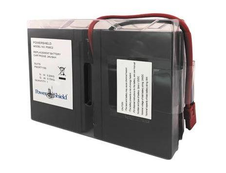Image of Powershield Psbc4 Clamshell Battery Pack 4 Includes 4 X 12v*9ah To Suit Pscrt2000,pscert2000sb