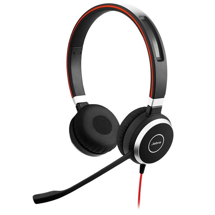 Image of Jabra Evolve 40 Usb-c Uc Stereo Headset 6399-829-289