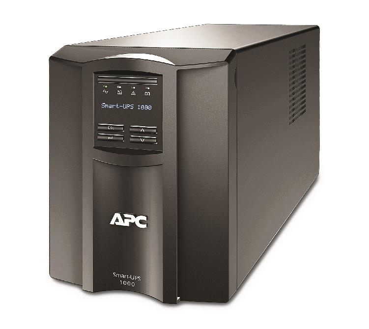 Image of Apc Smart-ups 1000va Lcd 230v With Smartconnect Smt1000ic