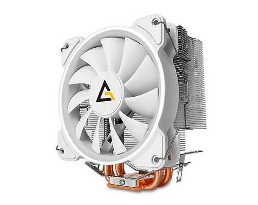 Image of Antec Quad Heatpipe Cpu Air Cooler (c400 Glacial)