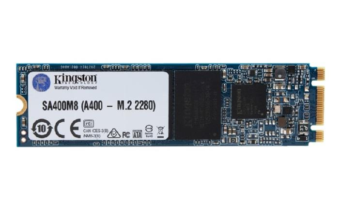 Image of Kingston A400 M.2 Ssd 240gb Sa400m8/240g Solid State Drive
