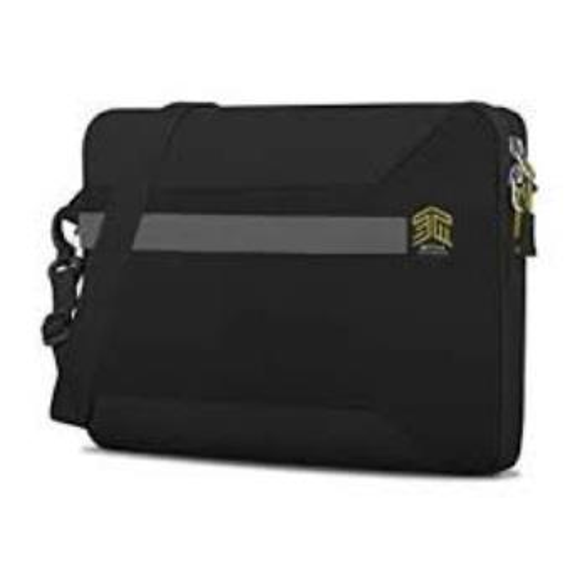 "Image of Stm Stm-114-191p-01 Blazer Sleeve Fits Up To 15"" Notebook 2018 - Black"