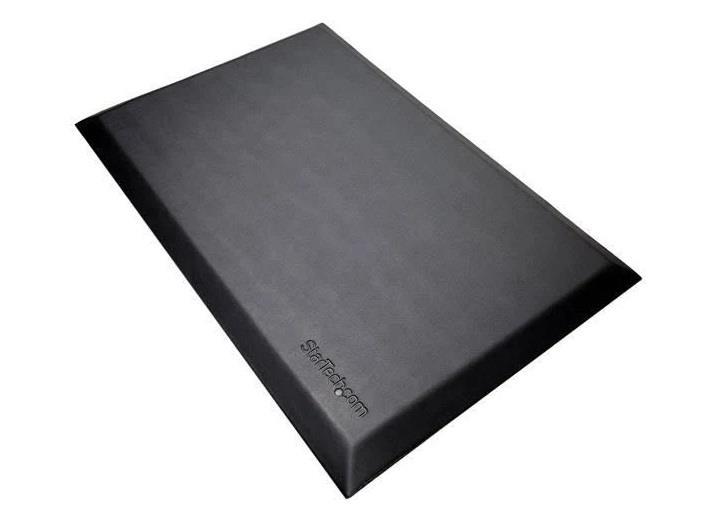 Image of Startech Anti-fatigue Mat For Standing Desks - Large - 24x36inx3/4in - Ergonomic Floor Mat For Office