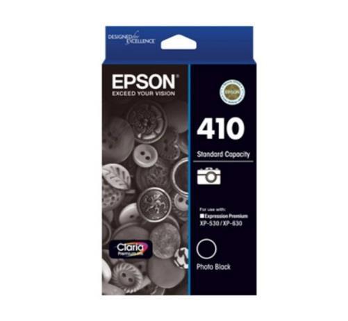 Image of Epson C13t338192 Epson 410 Std Capacity Claria Premium