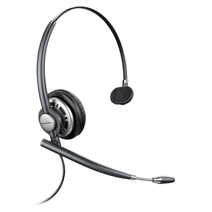 Image of Plantronics Encorepro Hw710d Wideband Monaural Nc Corded Headset