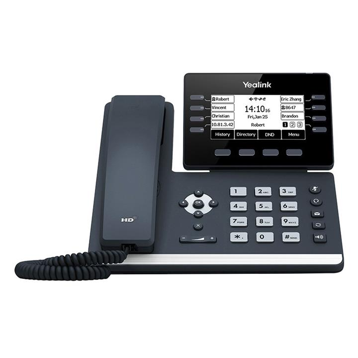 Image of Yealink Sip-t53w 12 Line Ip Hd Business Phone