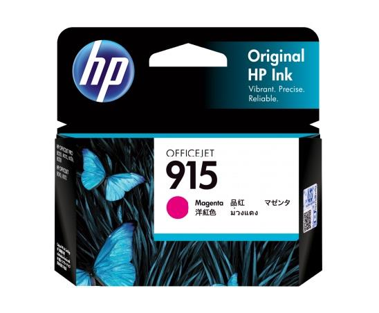 Image of Hp 915 Magenta Original Ink Cartridge