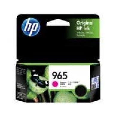 Image of Hp 965 Magenta Original Ink Cartridge