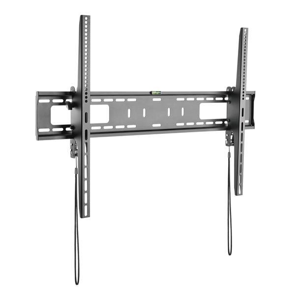"Image of Startech Flat Screen Tv Wall Mount, Tilting - 60"" To 100"" Tv - Steel Fpwtltb1"