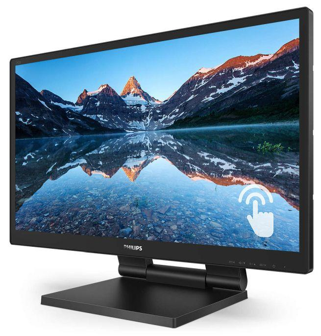 "Image of Philips 242b9t 23.8"" B-line Full Hd Led-lcd Touchscreen Monitor Display"