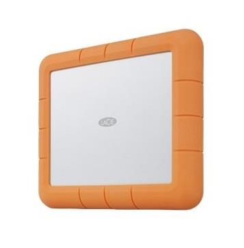 Image of Lacie 8tb Rugged Raid Shuttle Usb 3.1 Gen 2 Type-c External Hard Drive Stht8000800