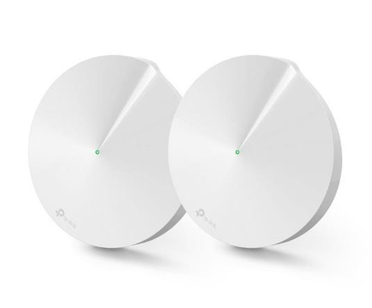 Image of Tp-link Deco M9 Plus (2-pack) Ac2200 Smart Home Mesh Wi-fi System