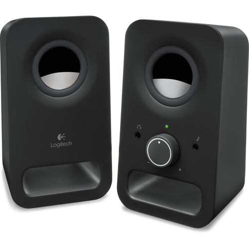 Image of Logitech Z150 Multimedia Speakers - Midnight Black
