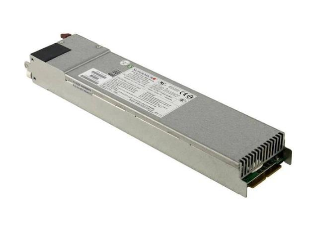 Image of Supermicro Sm 1u 740w Platinum Redundant Power Supply Unit