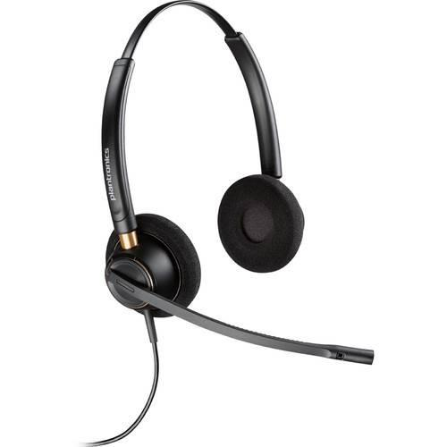 Image of Plantronics Encorepro Hw520d Over-the-head Wideband Binaural Nc Corded Headset