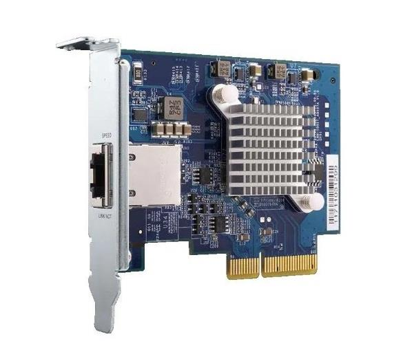 Image of Qnap Qxg-10g2t-107 Dual Port 10gbase-t Network Card