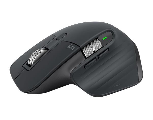 Image of Logitech Mx Master 3 Wireless Mouse - Graphite 910-005698